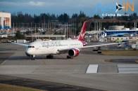 Boeing 787-9 787 Virgin Atlantic