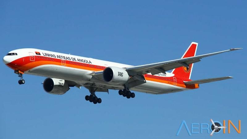 TAAG Boeing 777