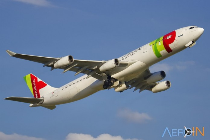 Airbus A340 TAP