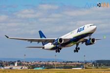 Avião Airbus A330 Azul