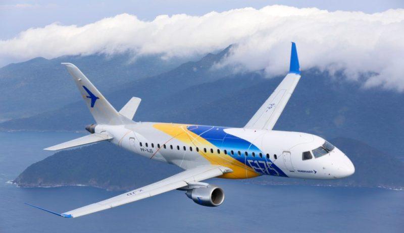 Avião Embraer E175