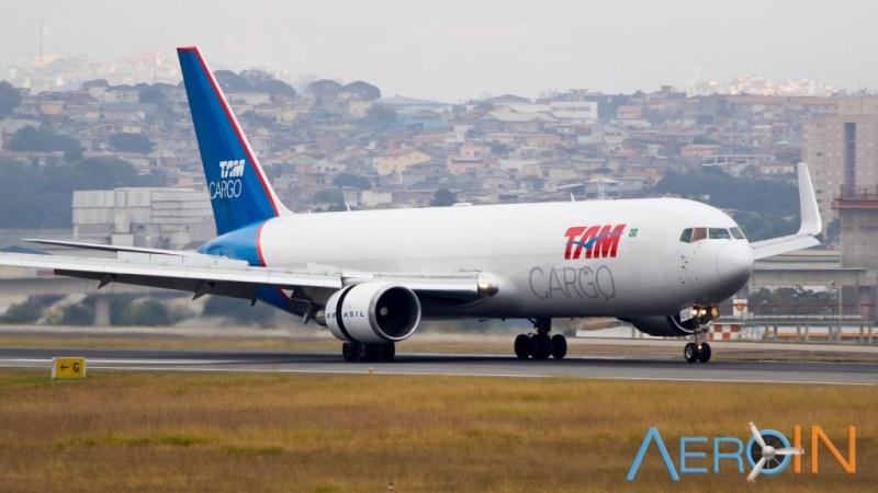 TAM Cargo Boeing 767