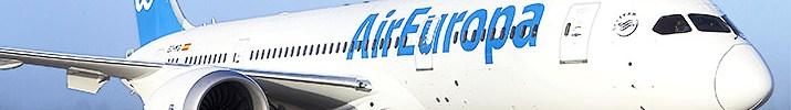 Avião Boeing 787 Air Europa