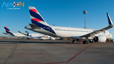A320neo A350 LATAM