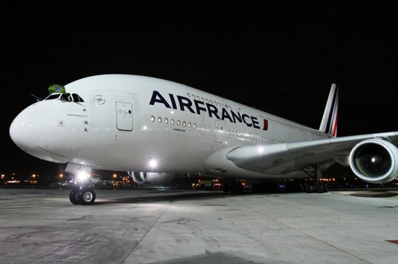 A380 Air France GIG 2