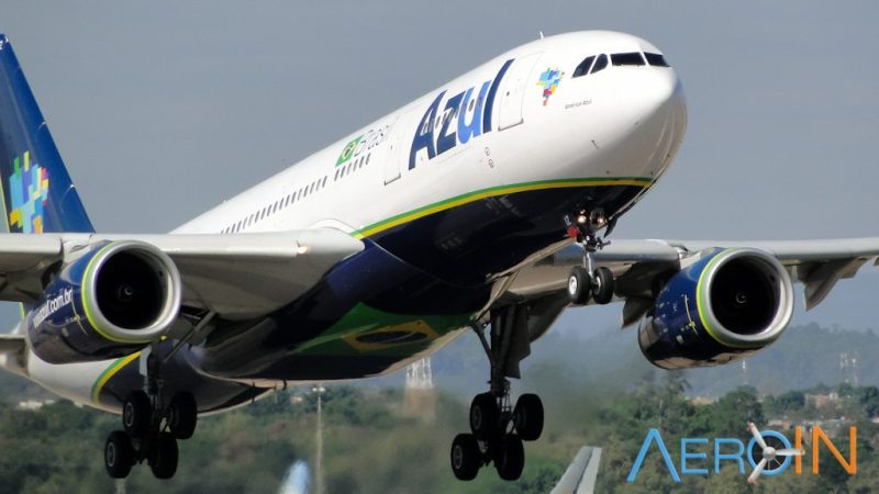 Azul Airbus A330 160829