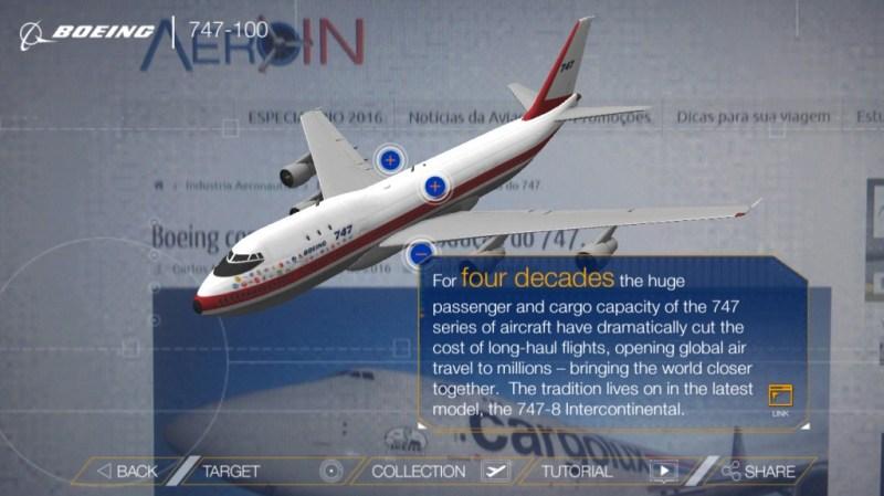Boeing 741 App
