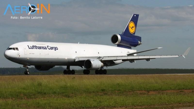 MD-11 Lufthansa Cargo LH