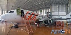 Avião GOL Manutenção CMA