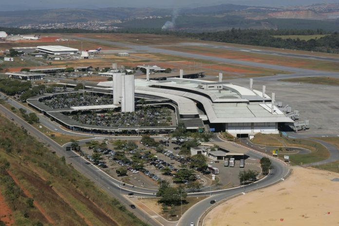 Aeroporto Tancredo Neves Confins