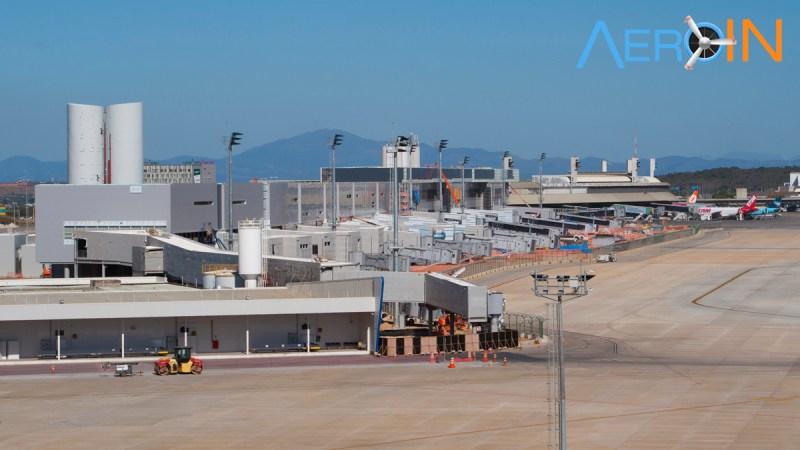Novo Terminal 2 BH Airport CNF