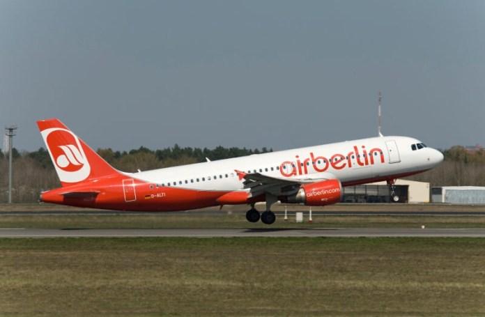Imagem: airberlin.