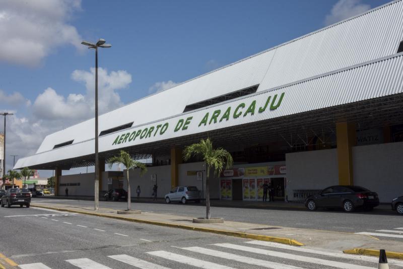 Aeroporto de Aracaju terá terminal de passageiros e pátio ampliados