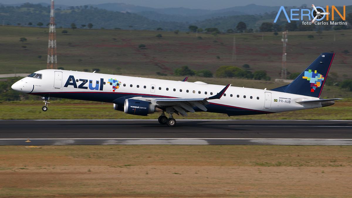 Azul solicita segundo voo diário para Buenos Aires.
