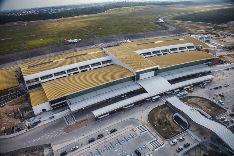 Resultado de la imagen para aeroporto manaus