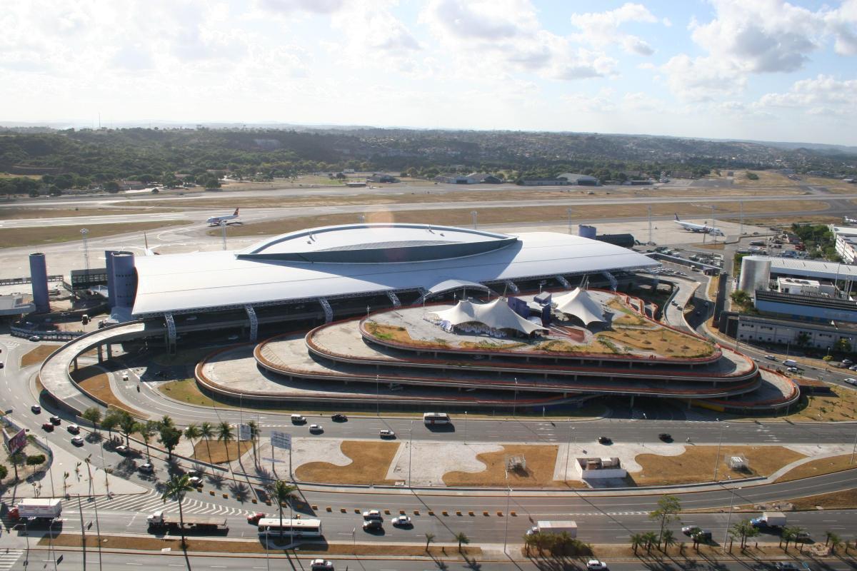 Aeroporto internacional do Recife comemora 59 anos nesta quarta-feira.