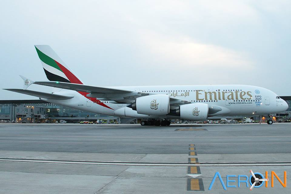 GRU Airport confirma voos regulares do A380.