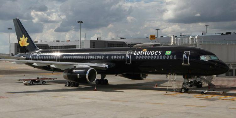 Brasileira LATITUDES lança tour de volta ao mundo em Boeing 757 privativo.