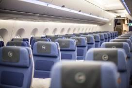 Lufthansa Economy A350 4