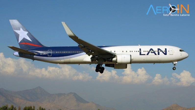 767-300ER LAN