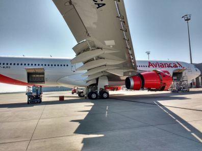 A330 Avianca Brasil OCX