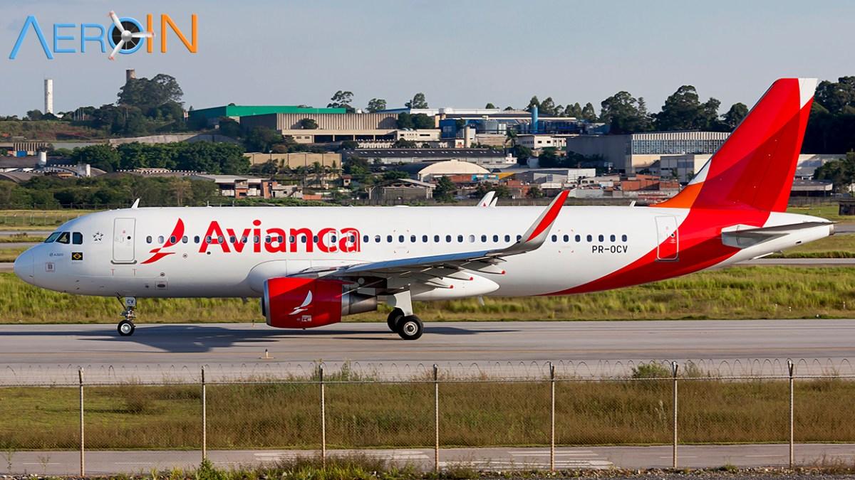 Avianca fecha contrato para Wi-Fi a bordo de todas as suas aeronaves.