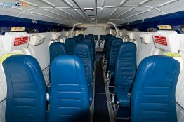 DHC-6 Twin Otter interior