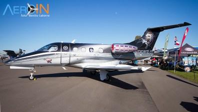 Embraer Phenom 100 com pintura temática do Star Wars