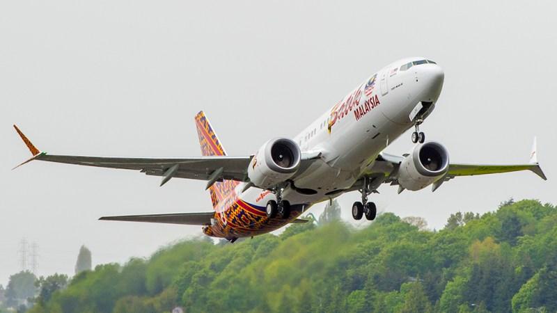 [Internacional] Boeing entrega o primeiro 737 MAX. 737-MAX-8-Batik-Air-2