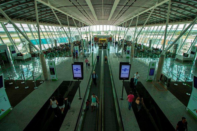 Terminal Aeroporto Brasília BSB SBBR