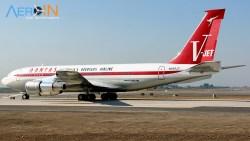 Avião Boeing 707 John Travolta
