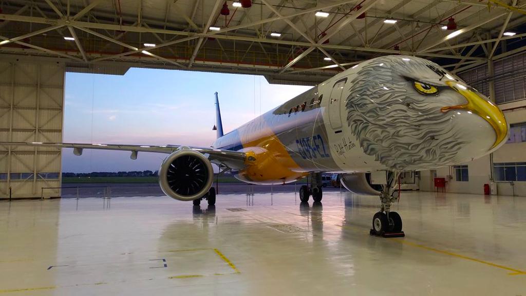 Embraer E195-E2, a águia caçadora de lucros.