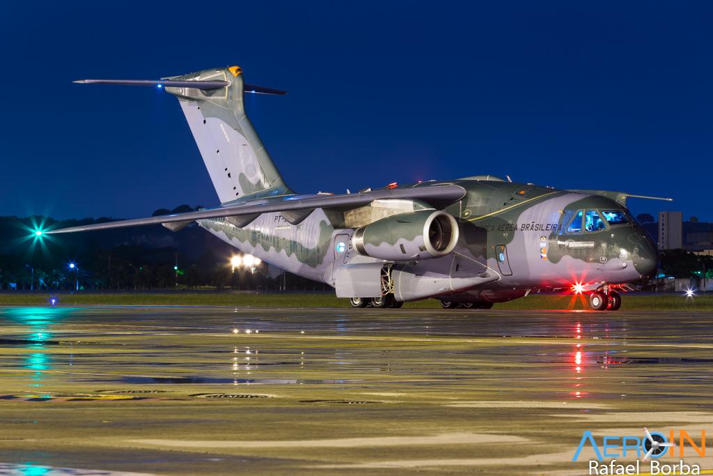Embraer KC-390 conclui com sucesso tour de demonstração mundial
