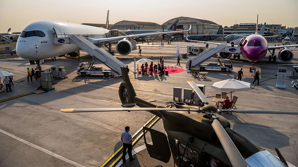Paris Air Show 2017: Um balanço das vendas na maior feira de aviação do mundo.