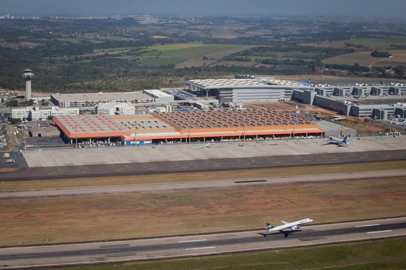 Aeroporto de Viracopos Terminal Cargas