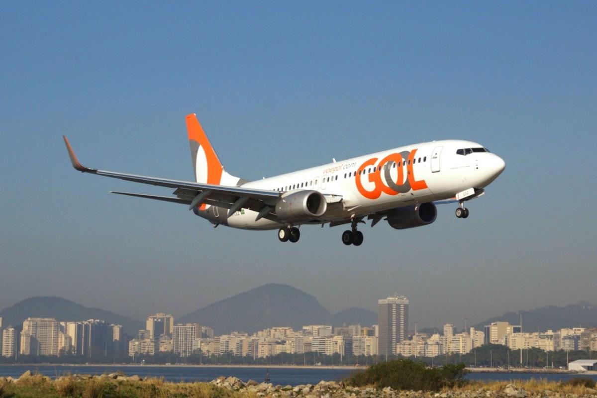 GOL disponibiliza mais de 250 voos extras para festas e feriado de outubro