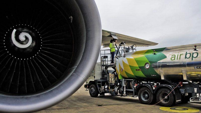 querosene de aviação
