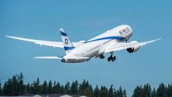 Avião Boeing 787-9 Dremliner El Al