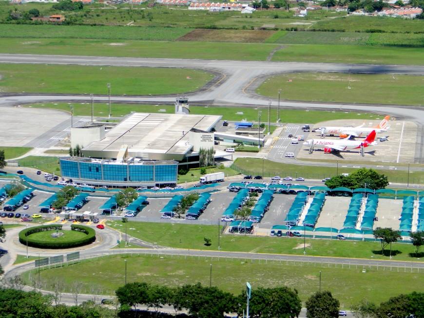 Aeroporto de João Pessoa completa 60 anos de operações