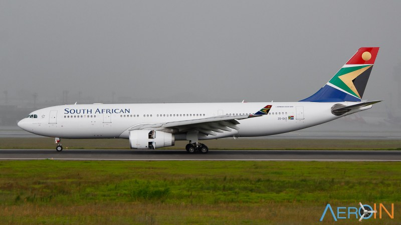 Airbus A330 South African Airways