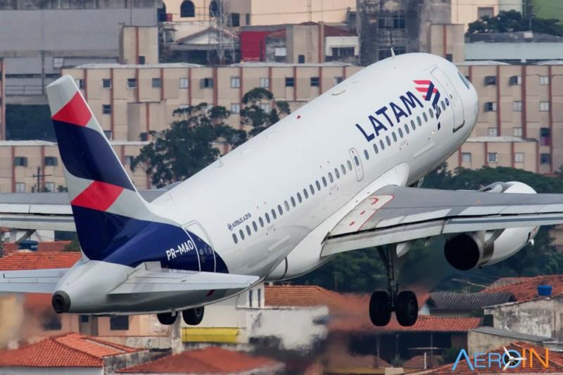 Latam A319