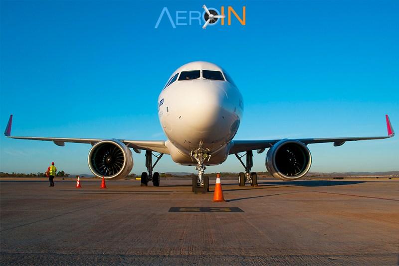 Avião Airbus A320neo