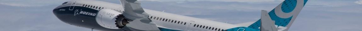 Avião Boeing 737 MAX-9