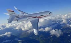 Avião Dassault Falcon 2000
