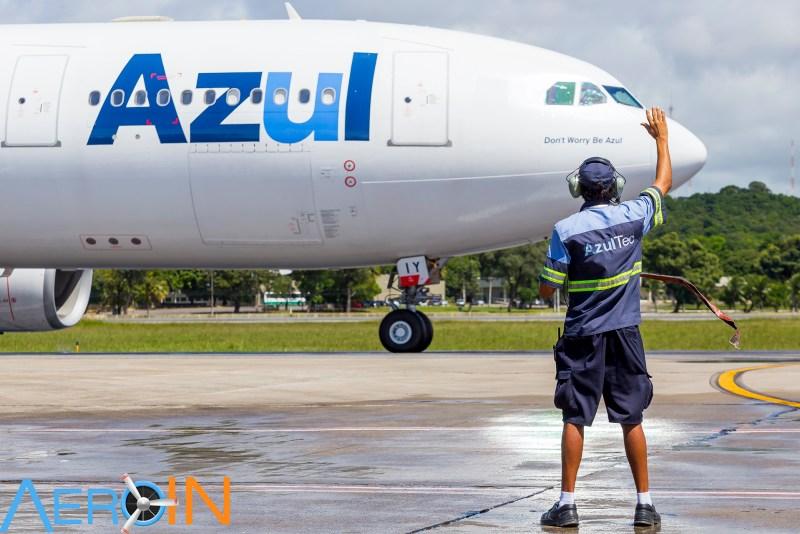 Azul Tec A330