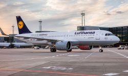 Avião Airbus A320neo Lufthansa