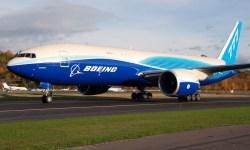 Avião Boeing 777F