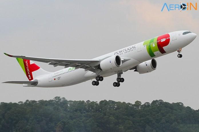 Avião Airbus A330neo A330-900 TAP Air Portugal