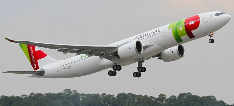 Avião Airbus A330neo A330-900 TAP Portugal