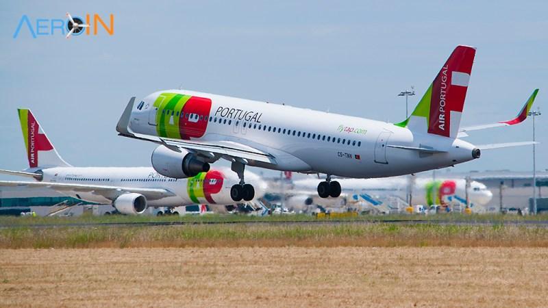 TAP Portugal Avião